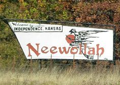 Neewollah - Independence, Kansas. I go to this week long celebration every year!!