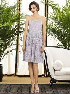 DESSY BRIDESMAID DRESSES: DESSY 2877