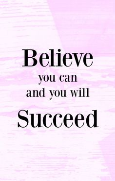 Believe you can and you will succeed.  This is the theme behind the story shared in this guest post.  Click through to read this woman's inspirational story.