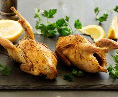 Pintade au Calvados : Recette de Pintade au Calvados - Marmiton Partridge, Casserole, Turkey, Calvados, Meat, Chicken, Recipes, Food, Honda Cb