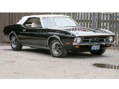 '72 Mustang Convertible