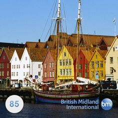 Bergen is brimming with breathtaking places to visit. This vibrant city has not only been recognised as the European Capital of Culture, but is rich in history and natural beauty too.
