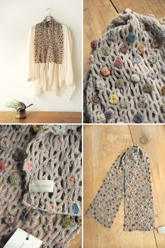 sophie digard - net with embellishments