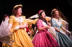 The Pirates of Penzance | Stage Whispers