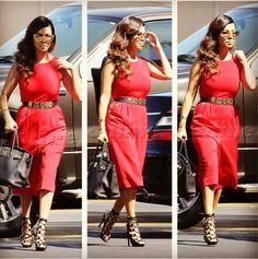 Kourtney Kardashian shopping