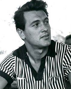Rock Hudson by Phil Stern.