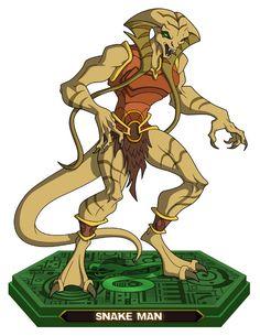 Soldado snake man 3
