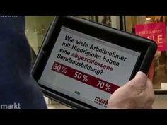 Was wäre wenn - es in Deutschland einen Mindestlohn gäbe? (8:09)