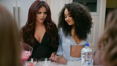 Jesy And Leigh Anne Hair Music Video