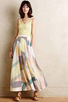 Synergies Maxi Skirt