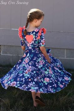 Isla dress!