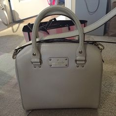 Kate Spade ALESSA BRAND NEW! Third picture is not mine, got it in google incase somebody want's a model :) kate spade Bags