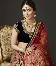 5 of Kareena's Best Bridal Looks from Movies