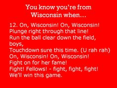 I still heart you Wisco even after all these years abroad :) Wisconsin Funny, Milwaukee Wisconsin, Wisconsin Badgers, States In America, Story Of My Life, Green Bay, Minnesota, Knowing You, My Love