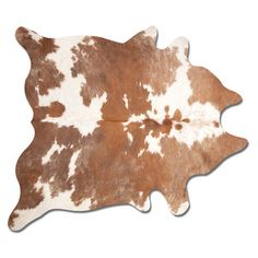 Gorgeous- Kobe 83x67 Rug Brown And WhiteåÊ, $325, now featured on Fab.