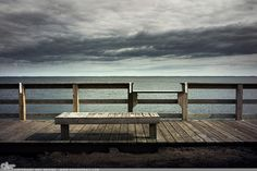 """Picture-A-Day (PAD n.2109) """"That It Would Be"""" ~Amy, DangRabbit Photography Fishing Pier, Long Island, NY"""