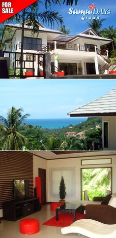 5-bedroom sea & palm views villa-complex for sale in Samui, Thailand real estate. District: Chaweng (center). Area: 600 sq. m. Price: from ~$512,000. Please visit our website to know further details: http://samuidays.com/product/pve5o-182 #SamuiDaysGroup #Invest #Samui #Thailand #Propertyforsale #RealEstate #Villaforsale #Villa #PassiveIncome