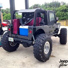 Jeep Flow — Caption this. Photo from @2fastwhitey #tj #jeep...