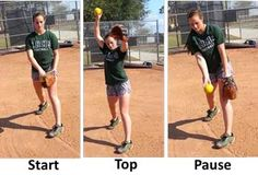 Fastpitch Softball Free Article on improving pitching accuracy - image 01