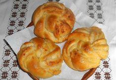 Babkine cesnakové slimáky (fotorecept) - recept   Varecha.sk Prepped Lunches, Bakery, Bread, Party, Basket, Brot, Parties, Baking, Breads