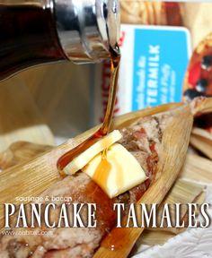 Pancake Tamales