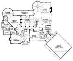 Floor Plan 4kids bedrooms, in-law suite, rec-room basement = bunk room, theater, kids play room, 1st floor master, elevator