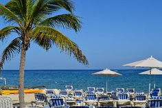 Playa Uvas great small more exclusive beach on the beautiful island of Cozumel Mexico;)