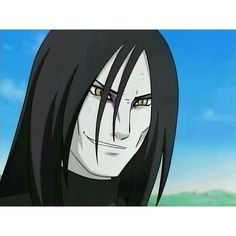 orochimaru ❤ liked on Polyvore featuring naruto