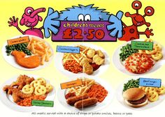 Children's-Menus