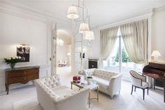 El Hotel Raphael de París nos presenta su exclusiva Suite Baccarat