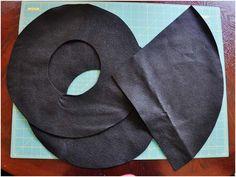 DIY: Elphoba Witch Hat   Momtastic