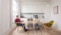 AFL featured in the Evening Standard Homes and Property! Renovation of a listed flat in Islington