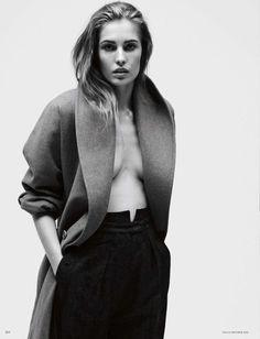 Nadja Bender | Claudia Knoepfel & Stefan Indlekofer | Vogue Germany October 2012 |Charakterdarsteller - 8 Style | Sensuality Living - Anne of Carversville Women's News