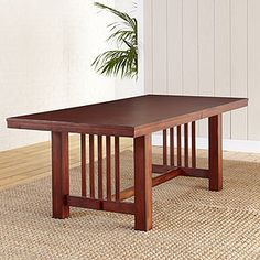 My Favorite Stickley Table 62 Inches And Comes With 3 15 Inch Leaves