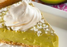 I have seriously misgivings, but am intrigued... How to Make Avocado Coconut Pie |Foodbeast