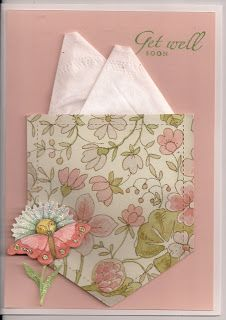 Card U Now: Kleenex Get Well Card