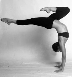 Handstand - I need to work up to this