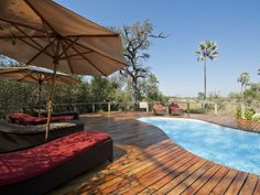 Photographic safari, team building photo safari and wildlife photography course accommodation Seba Camp, Botswana.