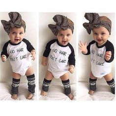graphic tees shouldn't come this little!!! cuteness OVERLOAD. such a  little cutie. lots of clothes like hers on this site...