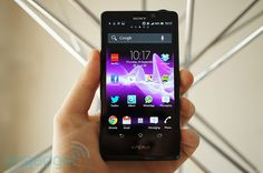 Sony Xperia T review: a new 4.5-inch smartphone flagship that isn't quite new enough