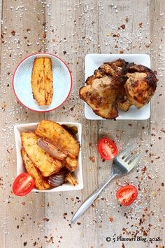 Tangy aromatic spicy and flavorful. A tangy spicy foil to counter the fatty richness of grilled or barbequed cuts. Cajun Potatoes, Roasted Potatoes, Roasted Potato Wedges, New Flavour, Side Recipes, Tandoori Chicken, The Ordinary, A Food, Spicy