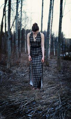Maxi dress.  Image: Pihla Liukkonen