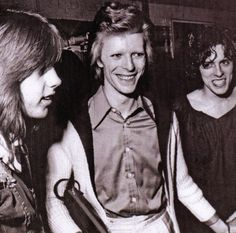 Sean Cassidy,David Bowie & ?