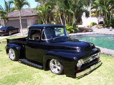 Cher's 1956 F100 truck