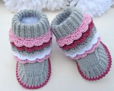 Cute baby boots!