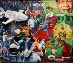 Find artworks by Cheri Cherin (Congolese, on MutualArt and find more works from galleries, museums and auction houses worldwide. Artworks, Comic Books, Museum, Comics, Gallery, Artist, Painting, African, Roof Rack