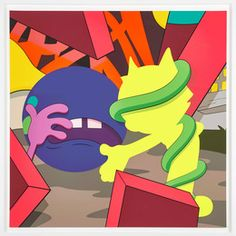KAWS, 'Presenting the Past,' 2014, Rago Auctions: Urban Living