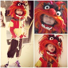 Animal The Muppets Show costume