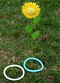 Games and Activities for a Kids Spring Theme Garden Party