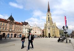 Travel and Lifestyle Diaries Blog: Novi Sad, Serbia: Liberty Square (Trg Slobode)